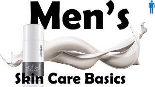 Men's Skin Care Basics