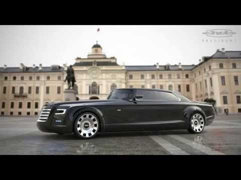 Russia President Vladimir Putin 's Rocket Proof Car | New Car 2014 | New Car | Car