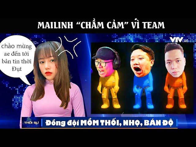 MAI LINH ĐÃ TỚI CẢNH GIỚI ĐỈNH CAO CAY BÍM =)))) Tôi gánh team còng lưng cũng không lại !!!