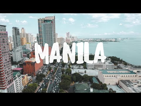 WOW air travel guide application - Manila City Guide