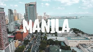 2 Minute Travel Guide to Manila, Philippines!