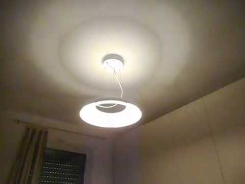 Plafoniera A Led Beign Philips Hue : Philips hue amaze lampada a sospensione led youtube