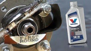 Valvoline Synpower FE 5W30 Jak skutecznie olej chroni silnik?