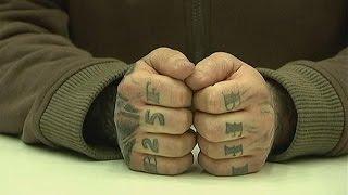 NPD-Politiker: Wegen Tätowierung ins Gefängnis
