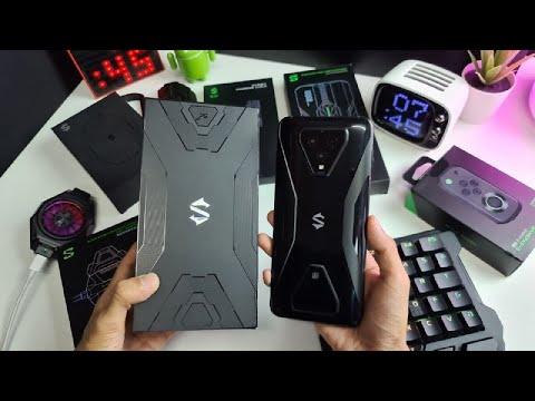 Akhirnyaaaa ! Phone Gaming Gempak Black Shark 3 Rasmi Di Malaysia Rm2799