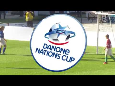 Italy vs Hungary - Ranking match 31/32 - Full Match - Danone Nations Cup 2016