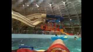 Донецкий Аквапарк Прогулка по реке(, 2012-12-28T18:10:51.000Z)