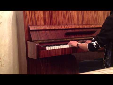 Abba  Happy New Year piano