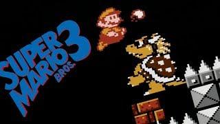 Super Mario Bros. 3 ROM Hack 'Riff Bros' WORLD RECORD Speedrun