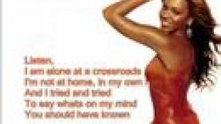 Beyonce: Listen - With Lyrics