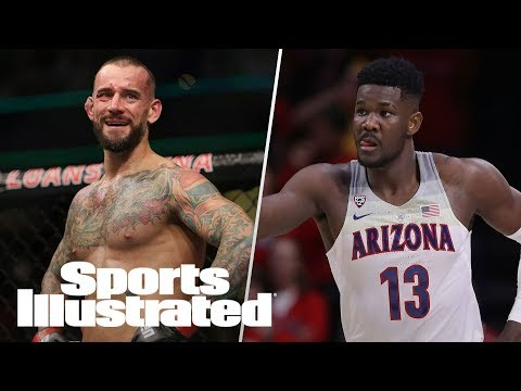 CM Punk In UFC 225?, Deandre Ayton: A Look At The NBA Draft Prospect | SI NOW | Sports Illustrated