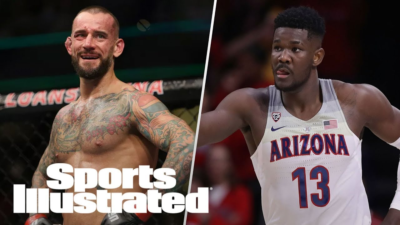 CM Punk In UFC 225?, Deandre Ayton: A Look At The NBA Draft Prospect
