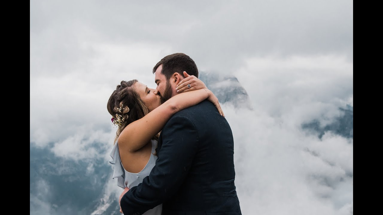 Adventurous Yosemite Elopement - Lindsey & Alex