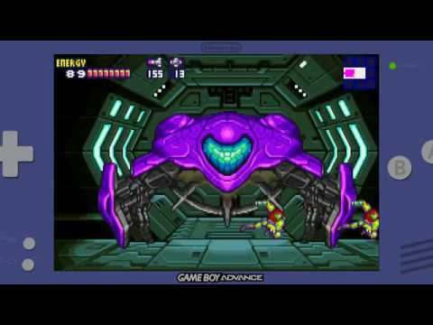 Metroid Fusion - Casual Playthrough - Part 08 - Reactor Core and Space Jump