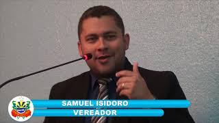 Samuel Isidoro pronunciamento 15 12 2017