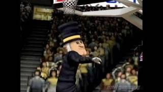 NCAA March Madness 06 PlayStation 2 Interview - Video