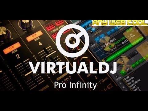 How To Download Virtual DJ 8 PRO Infinity 2018 Full (Keygen) | The Best Music Mixer