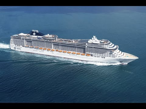 MSC Divina Med Cruise Med Cruise From Barcelona Or Rome - Mediterranean cruise 2015