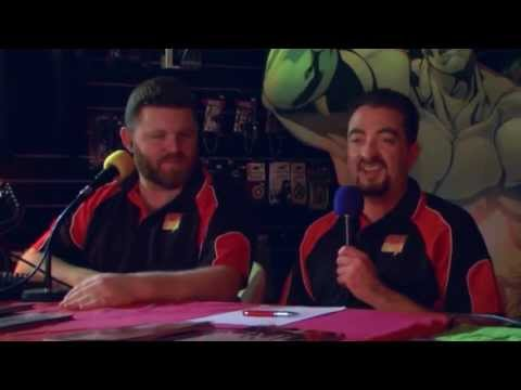 Geek Speak Live TV Episode 5 2013 - Halloween! Print Vs Digi
