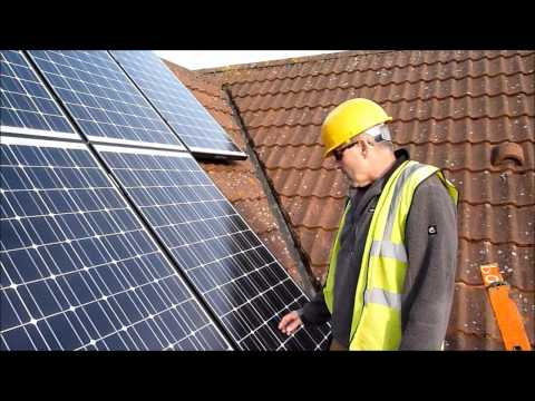 Generate Your Own Electricity - How Solar PV Works.wmv