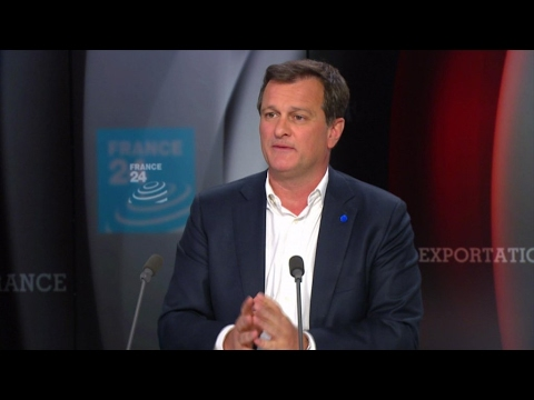 """Louis Aliot : """"Emmanuel Macron est soutenu par les marchés financiers"""""""