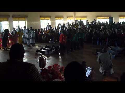 Uganda National Music Festival - Police Primary Creative Dance