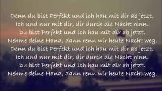 Repeat youtube video Kayef- Mit dir -Lyrics ♥