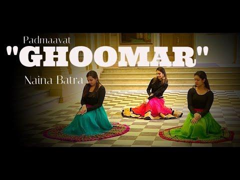 GHOOMAR ll Naina Batra ll Dance Cover