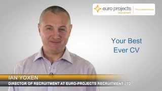 Write Your Best Ever CV by Technical & Executive Recruitment Specialists