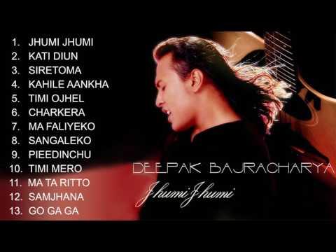 JHUMI JHUMI |Deepak Bajracharya | Jukebox | 6th Studio Album