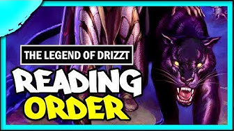 The Legend of Drizzt   Recommended Reading Order