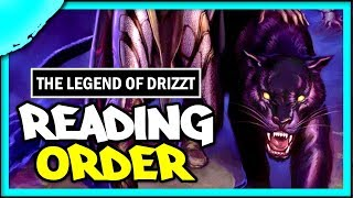 The Legend of Drizzt | Recommended Reading Order