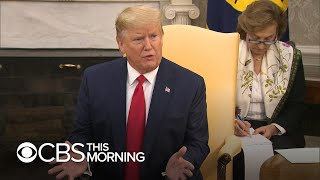 Trump attacks Pelosi in scathing 6-page letter on impeachment