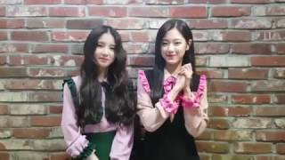 HeeJin & HyunJin - After 1st Fan Meeting in Busan!