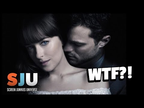 Download Youtube: WTF Is Happening in the Fifty Shades Freed Teaser?! (Trailer Reaction) - SJU