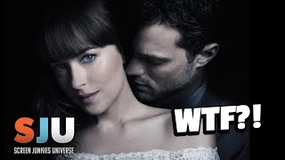 WTF Is Happening in the Fifty Shades Freed Teaser?! (Trailer Reaction) - SJU