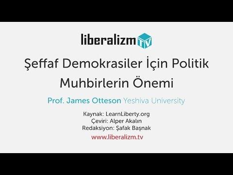 Şeffaf Demokrasiler İçin Politik Muhbirlerin Önemi