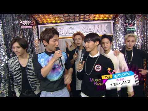 140723 Beast Weekly Idol Doovi