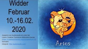 Taroskop Widder 10.-16.02.2020