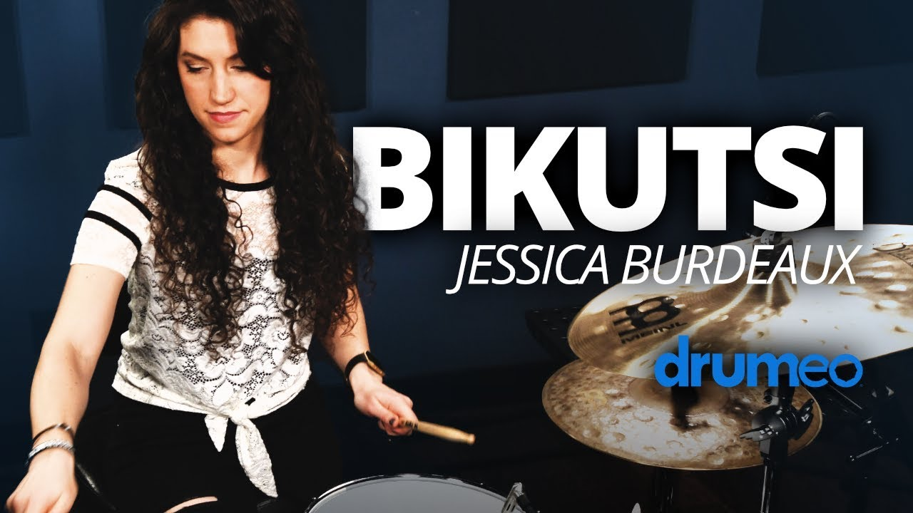 Jessica Burdeaux - How To Play The Bikutsi