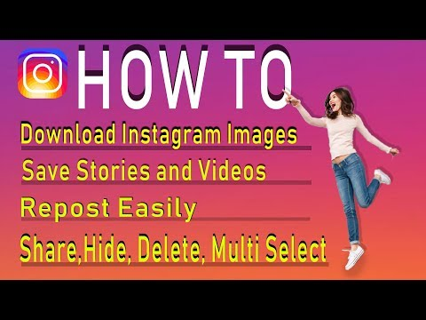 Instagram pic and video downloader apk profile
