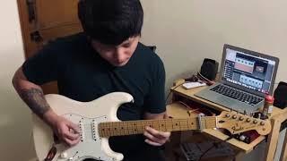 DUM Guitar cover (solo)