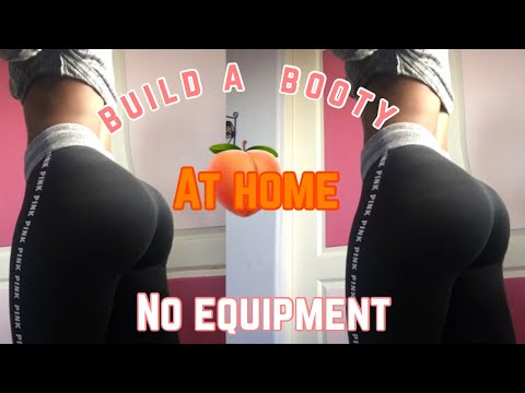 GROW YOUR BOOTY AT HOME | Glute workout |...