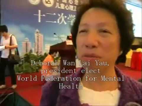 Mental Health in China - Ningbo