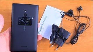 видео Обзор смартфона Nokia 1030