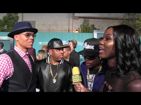 Bell, Biv, Devoe Talk favorite Soul Food at the 2017 Soul Train Awards