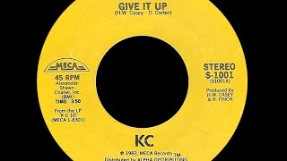 KC Give It Up 1984 Disco Purrfection Version