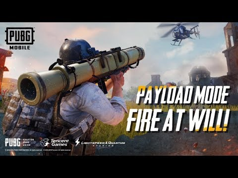Lets Play New Payload Mode   GodL MaFia   PubgMobile Live