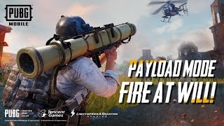Lets Play New Payload Mode | GodL MaFia | PubgMobile Live