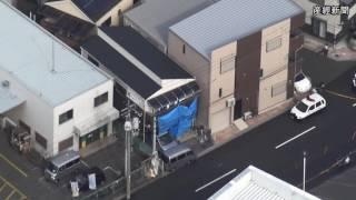 大阪府門真市で4人死傷事件